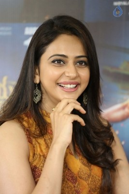 Rakul Preet Singh Interview Photos :02-08-2017