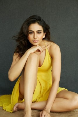 Rakul Preet Singh Latest Pictures :23-02-2019