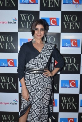 Samantha at Woven 2017 Fashion Show :08-08-2017