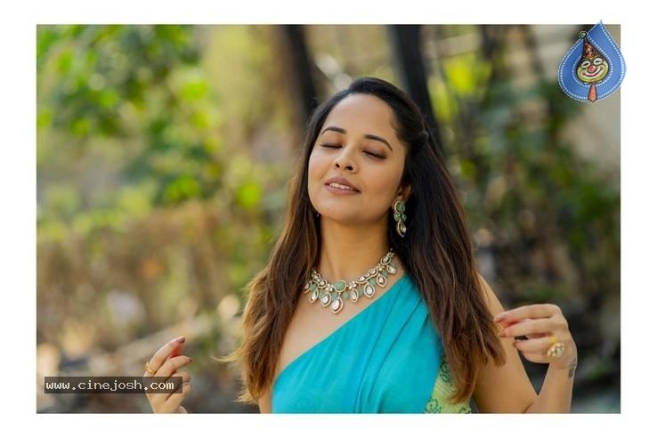 Anasuya Bharadwaj Photos - 7 of 11