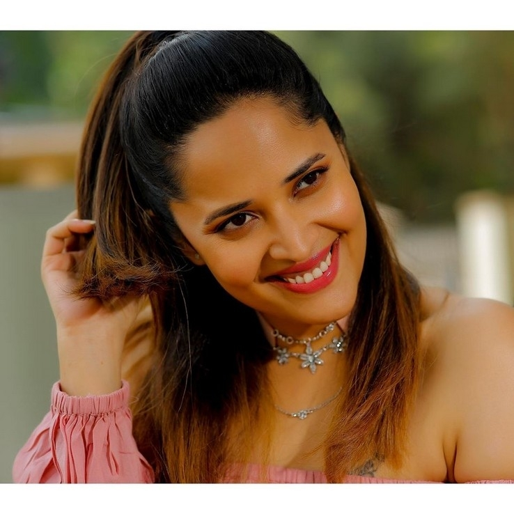 Anasuya Stills - 5 / 5 photos
