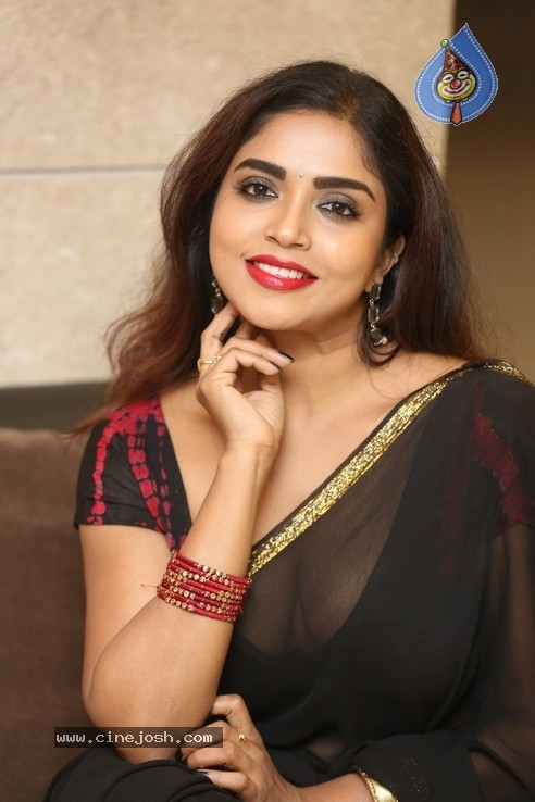 Karunya Chowdary Stills - 19 / 20 photos