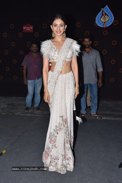 Rakul Preet at NGK Pre Release Event - 11 / 27 photos