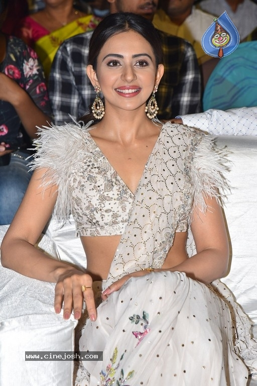 Rakul Preet at NGK Pre Release Event - 13 / 27 photos