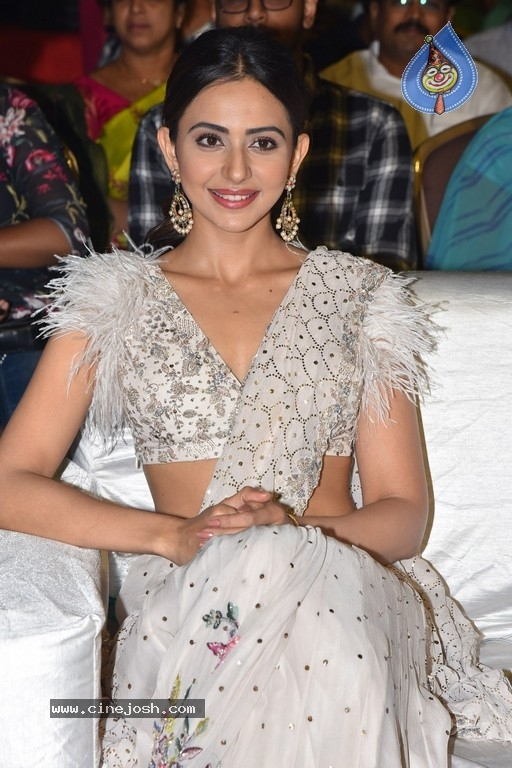 Rakul Preet at NGK Pre Release Event - 14 / 27 photos