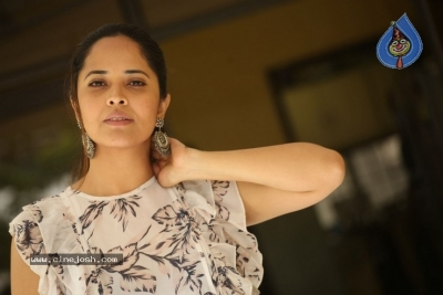 Anasuya  Interview Pics - 1 of 21