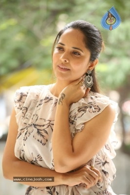 Anasuya  Interview Pics - 3 of 21