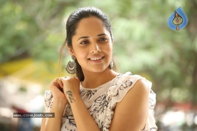 Anasuya  Interview Pics - 4 of 21