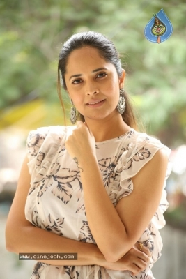 Anasuya  Interview Pics - 5 of 21
