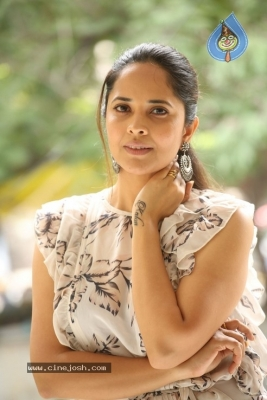 Anasuya  Interview Pics - 8 of 21