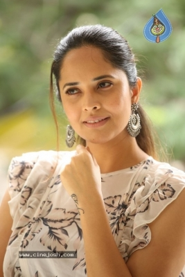 Anasuya  Interview Pics - 11 of 21