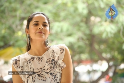Anasuya  Interview Pics - 12 of 21