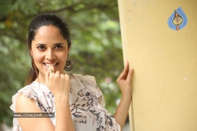 Anasuya  Interview Pics - 17 of 21