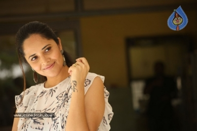 Anasuya  Interview Pics - 18 of 21