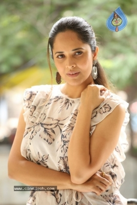 Anasuya  Interview Pics - 21 of 21