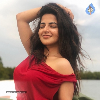 Iswarya Menon Photos - 1 of 5