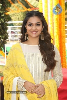 Keerthi Suresh Latest Photos - 1 of 9