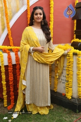 Keerthi Suresh Latest Photos - 2 of 9