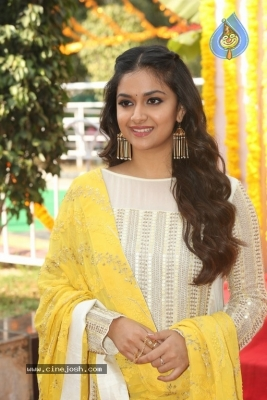 Keerthi Suresh Latest Photos - 4 of 9