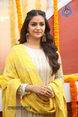 Keerthi Suresh Latest Photos - 6 of 9