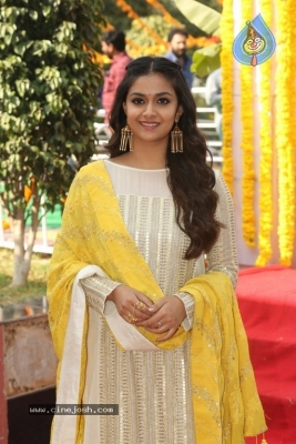 Keerthi Suresh Latest Photos - 7 of 9