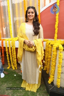 Keerthi Suresh Latest Photos - 8 of 9