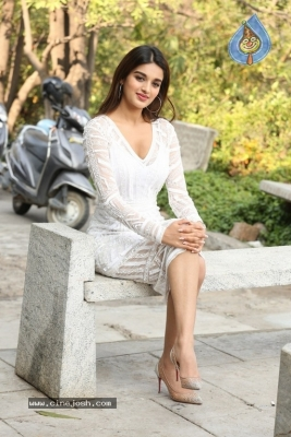 Nidhhi Agerwal Interview Photos - 1 of 20