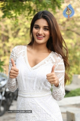 Nidhhi Agerwal Interview Photos - 11 of 20