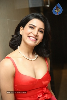 Samantha Akkineni Photos - 12 of 21