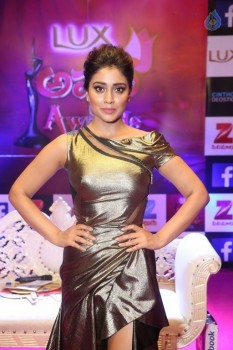 Shriya Saran at Zee Telugu Apsara Awards - 2 of 21