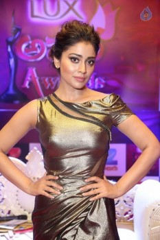 Shriya Saran at Zee Telugu Apsara Awards - 5 of 21
