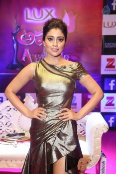 Shriya Saran at Zee Telugu Apsara Awards - 10 of 21