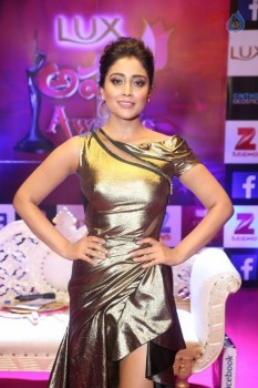 Shriya Saran at Zee Telugu Apsara Awards - 19 of 21