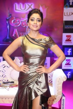 Shriya Saran at Zee Telugu Apsara Awards - 21 of 21