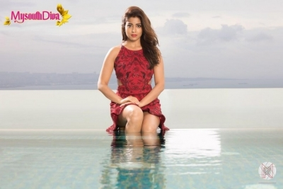 Shriya Saran For My South Diva Calendar 2018 Photoshoot - 5 of 6