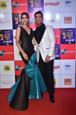 Bollywood Celebrities at Zee Cine Awards 2019
