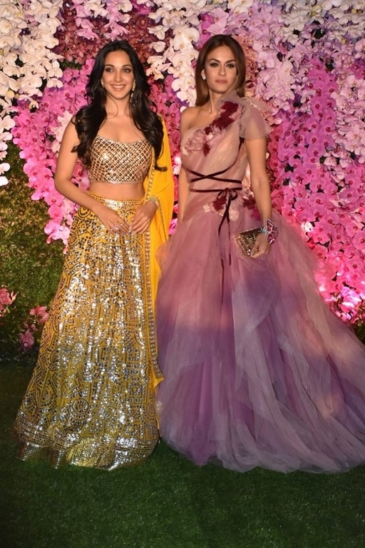 Akash Ambani And Shloka Mehta Reception Photos - 36 / 75 photos
