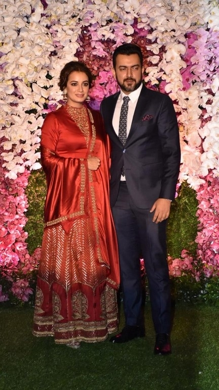 Akash Ambani And Shloka Mehta Reception Photos - 40 / 75 photos