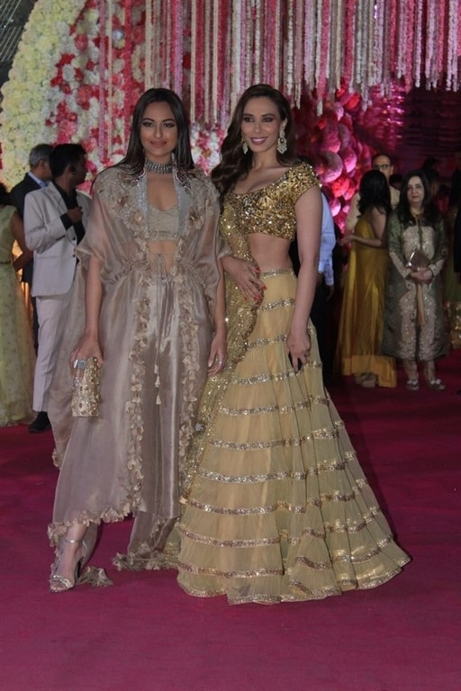 Azhar Morani & Tanya Seth Wedding Reception - 3 / 25 photos