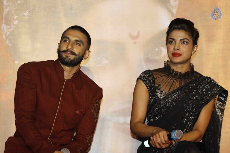 Bajirao Mastani Music Celebration Photos - 18 / 50 photos