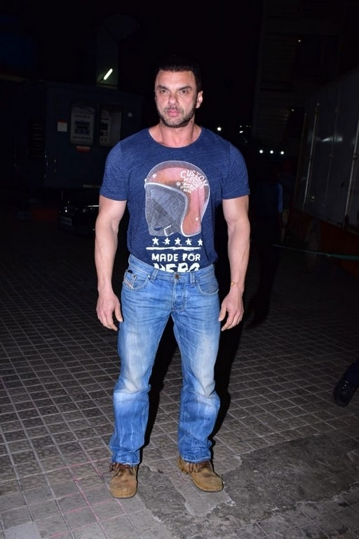 Kedarnath Special Screening Photos - 20 / 21 photos