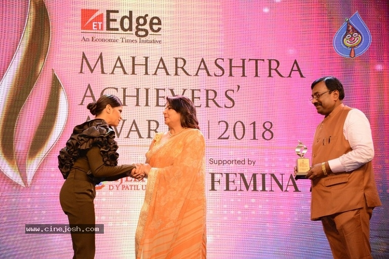 ET Edge Maharashtra Achievers Awards 2018 - 2 / 26 photos
