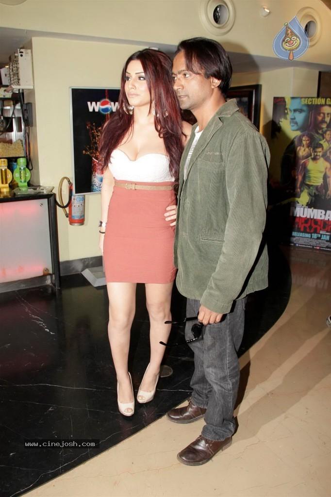 Mumbai Mirror Movie Promo Launch - Photo 57 of 71