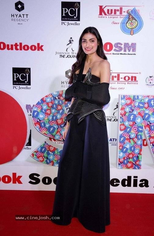 PCJ Outlook Social Media Awards 2018 - 4 / 21 photos