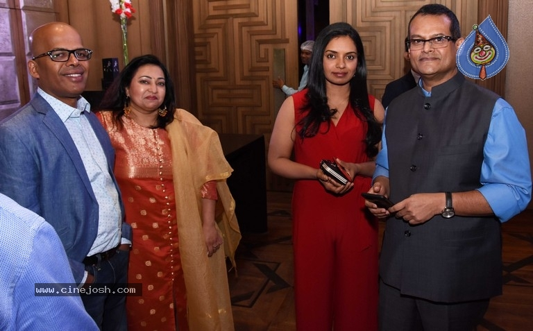 PCJ Outlook Social Media Awards 2018 - 16 / 21 photos