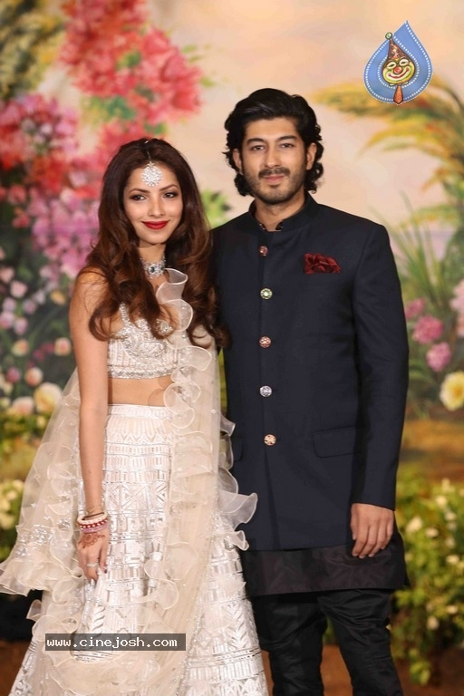 Sonam Kapoor And Anand Ahuja Wedding Reception Photos - 20 / 37 photos