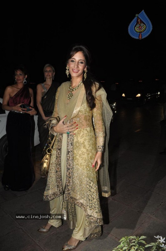 Top Bolly Celebs at Laila Khan's Wedding Reception - 4 / 56 photos
