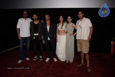 3 Dev Movie Trailer Launch Photos - 10 of 18