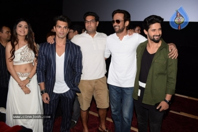 3 Dev Movie Trailer Launch Photos - 11 of 18