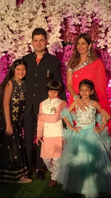 Akash Ambani And Shloka Mehta Reception Photos - 1 of 75